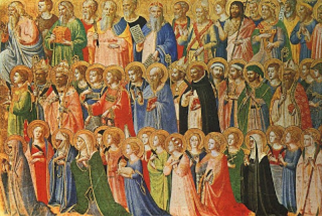 All Saints Day - 1st November
