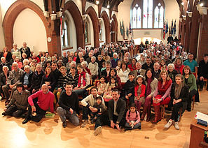 Children & Young People's Outreach Worker, Christ Church, Little Heath, Middlesex